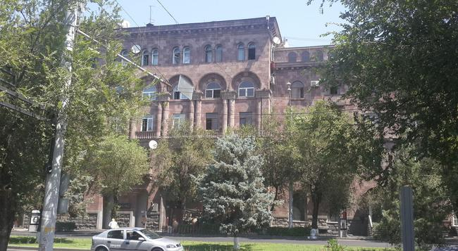 City Center Hostel - Yerevan - Building
