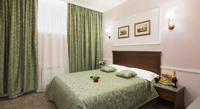 Old Town Hotel on Kuznetsky - Moscow - Bedroom