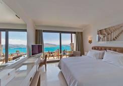 Royal Marmin Bay Boutique & Art Hotel - Elounda - Bedroom