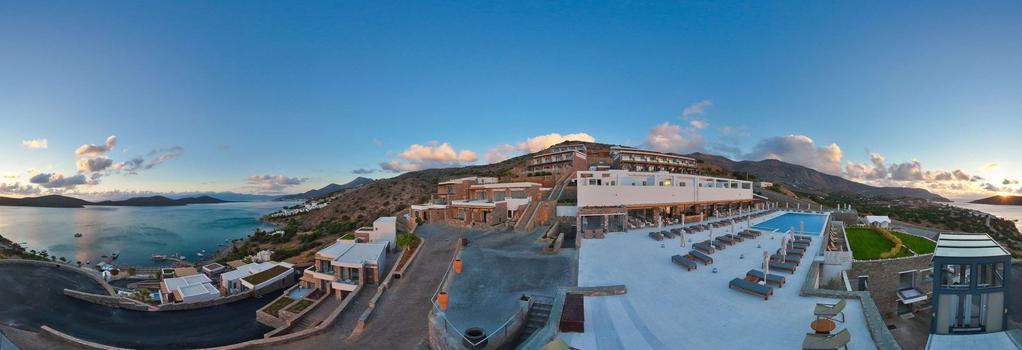 Royal Marmin Bay Boutique & Art Hotel - Elounda - Building