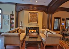 Villa D' Citta - Chicago - Living room