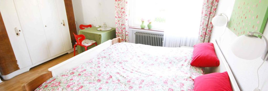 Freunde Schöner Götterfunken - Bonn - Bedroom