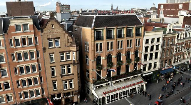 Hotel Amsterdam De Roode Leeuw - Amsterdam - Building