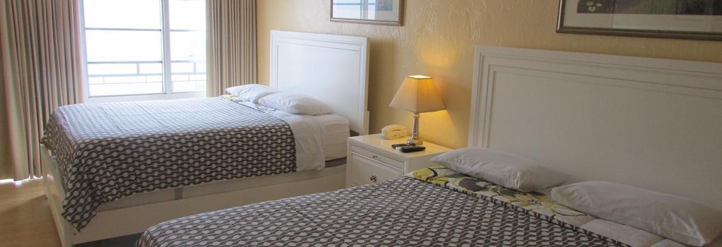 Stardust Hotel - Miami Beach - Bedroom