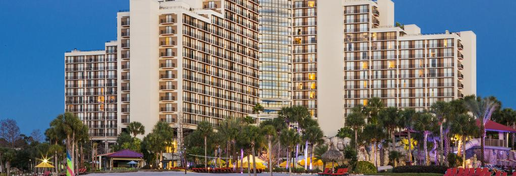Hyatt Regency Grand Cypress - Orlando - Building