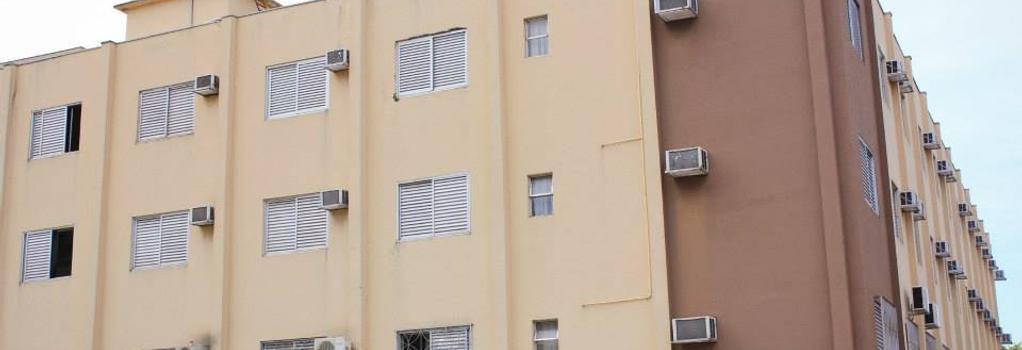 Hotel Concord - Campo Grande (Mato Grosso do Sul) - Building