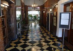 Hotel Pan American - Guatemala City - Lobby