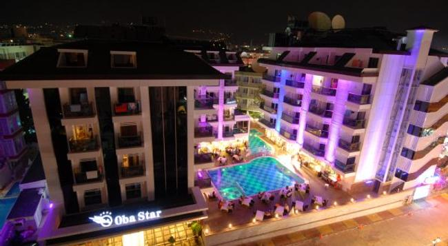 Oba Star Hotel & Spa - Alanya - Building
