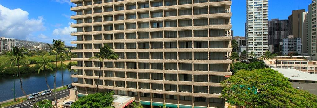 Waikiki Sand Villa Hotel - Honolulu - Building