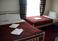 Royal Guest House - London - Bedroom