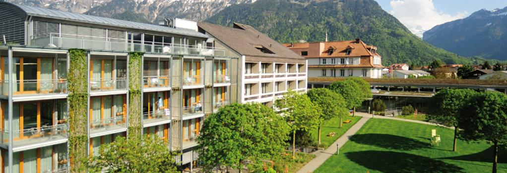 Hotel Artos Interlaken - Interlaken - Building