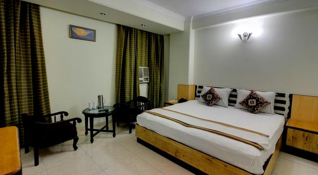 Hotel White House - New Delhi - Bedroom