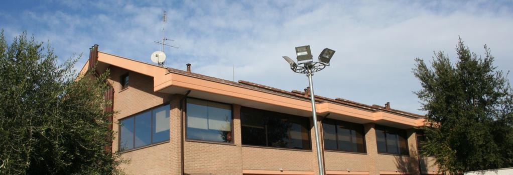 Euro House Inn Airport - Fiumicino - Building
