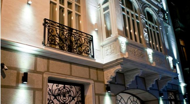 Stories Hotel Kumbaraci - Istanbul - Building