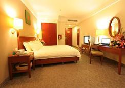 Greentree Inn Hefei Nanyuan Hotel - Hefei - Bedroom