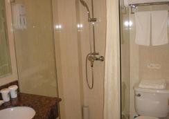 Greentree Inn Jiangsu Nantong Tongzhou Bus Station Express Hotel - Nantong - Bathroom