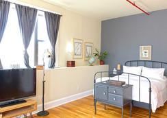 The Box House Hotel - Brooklyn - Bedroom