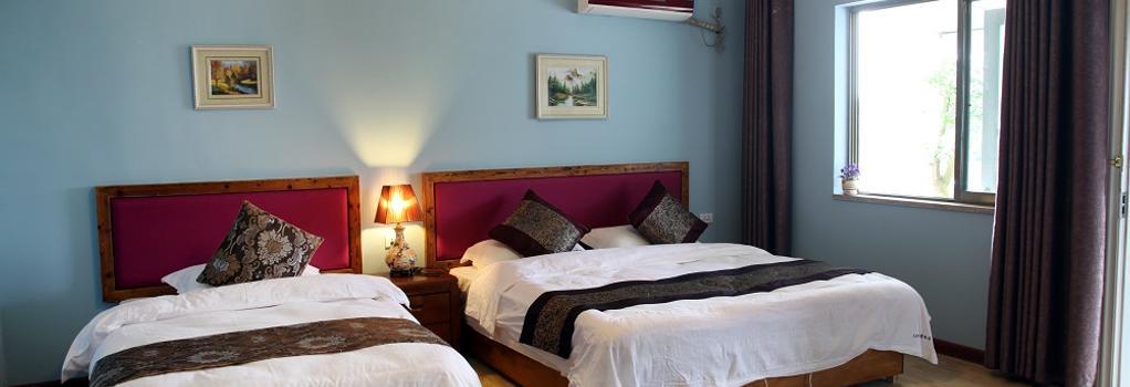 Riverside Inn Guilin - Guilin - Bedroom