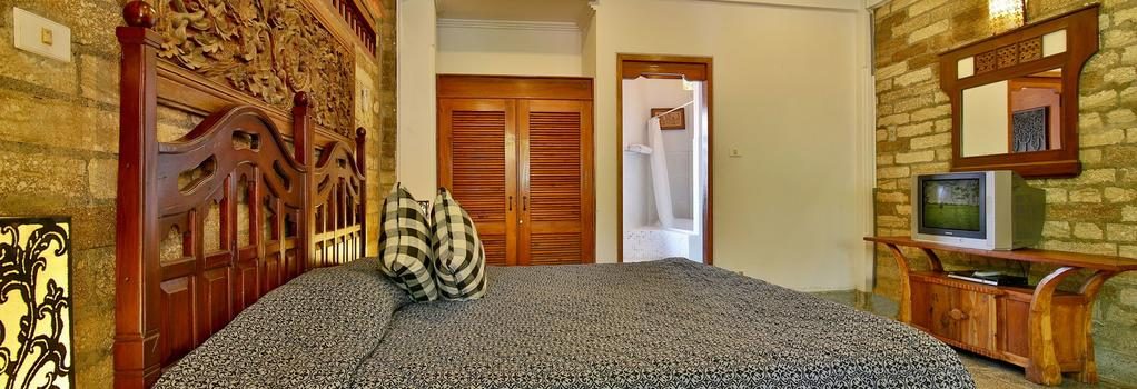 Taman Harum Cottages - Ubud - Bedroom