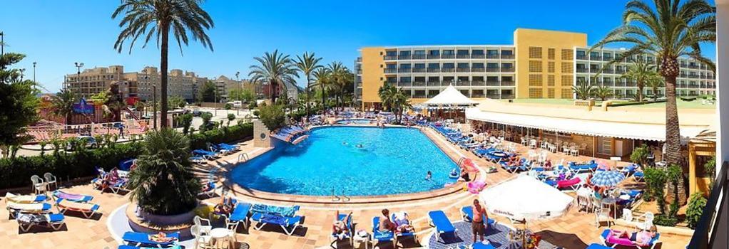 Hotel Playasol Mare Nostrum - Ibiza - Building
