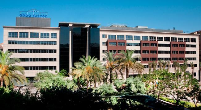 Abba Acteón Hotel - Valencia - Building