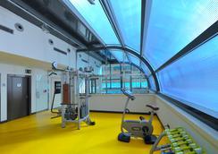 Abba Granada Hotel - Granada - Gym