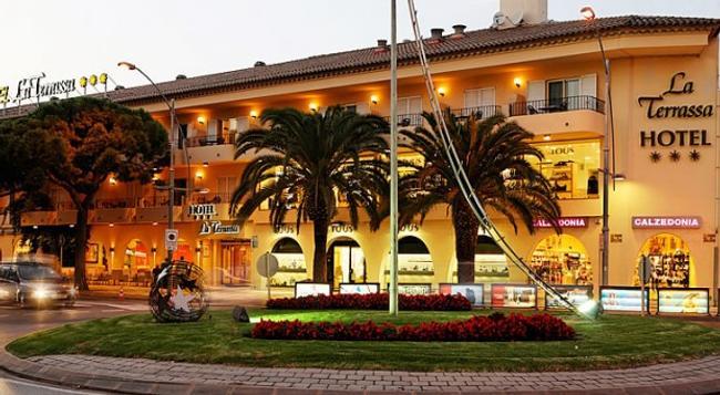 Hotel & Spa La Terrassa - Platja d'Aro - Building