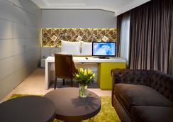 Hotel Unic Prague - Prague - Bedroom
