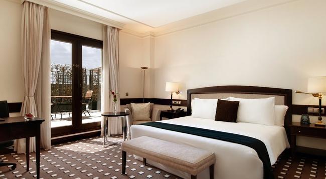 Eurostars Palacio Buenavista - Toledo - Bedroom