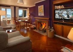 Hotel Tunquelen - San Carlos de Bariloche - Bedroom