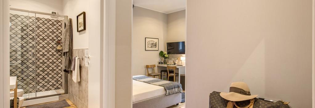 Tlv Navona - Rome - Bedroom