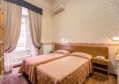 Hotel Orbis - Rome - Bedroom