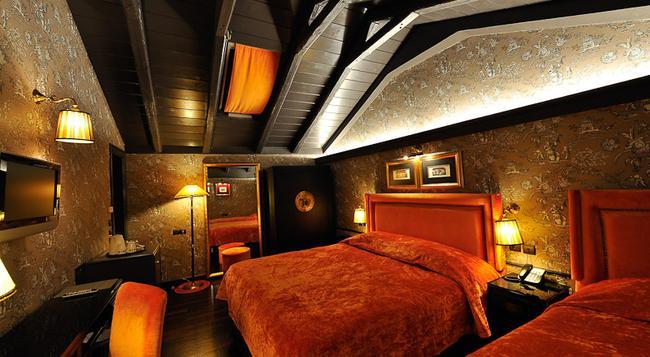 Maison Grecque - Patras - Bedroom