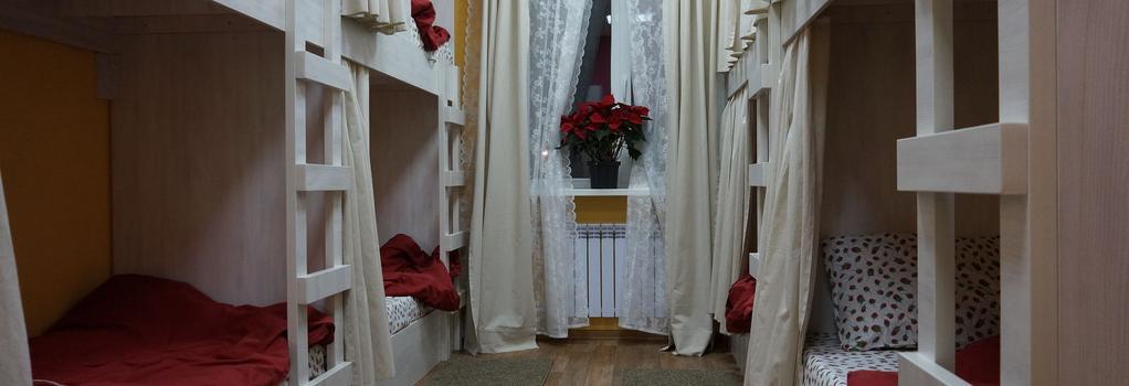 Gabzov - Astrakhan - Bedroom