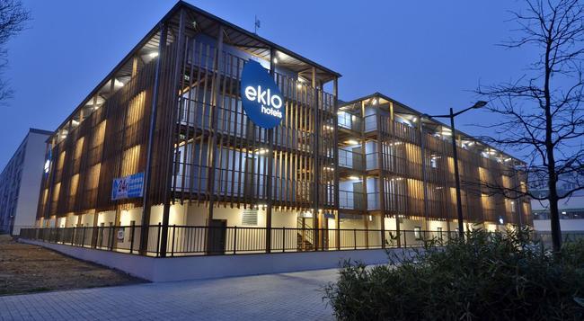 Eklo hotels Le Havre - Le Havre - Building