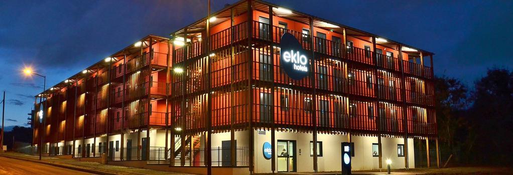 eklo hotels Le Mans - Le Mans - Building