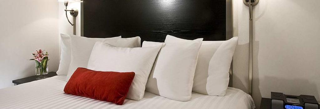 36 Hudson Hotel - New York - Bedroom