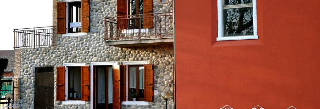 Corte Bassa b&b - Verona - Building
