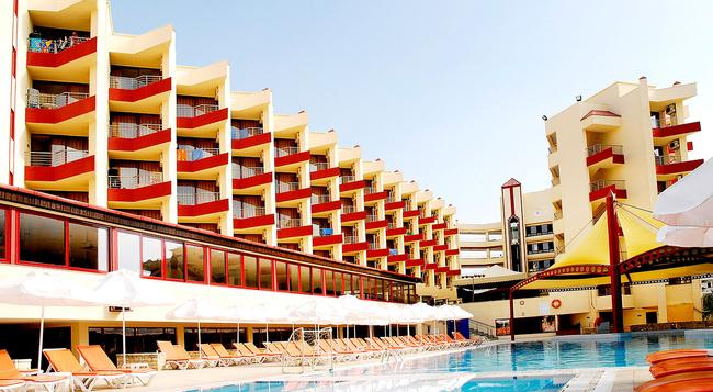 Taksim International Obakoy Hotel - Alanya - Building