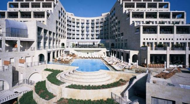 The David Citadel Hotel - Jerusalem - Building