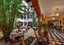 Hotel Casa del Balam - Merida - Lobby