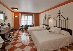 Hotel Casa del Balam - Merida - Bedroom