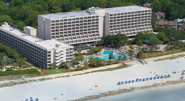 Hilton Head Marriott Resort and Spa - Hilton Head - Building