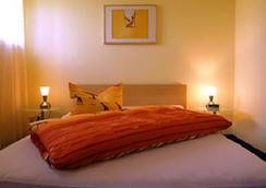 Hotel-Garni An der Weide - Berlin - Bedroom