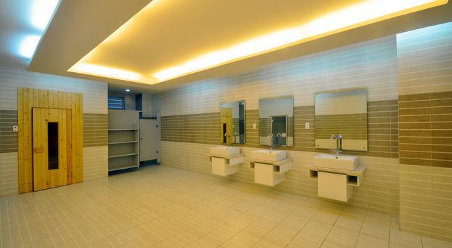 Khai Hoan Apartment & Hotel - Ho Chi Minh City - Bathroom
