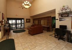 New Victorian Inn & Suites In Sioux City, Ia - Sioux City - Lobby