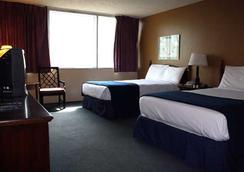 Jack London Inn - Oakland - Bedroom