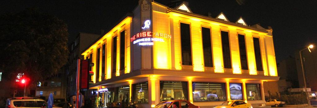 The Rise Aron Business Hotel Merter - Istanbul - Building