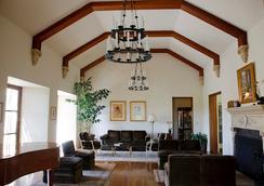 The Willows Historic Palm Springs Inn - Palm Springs - Lobby