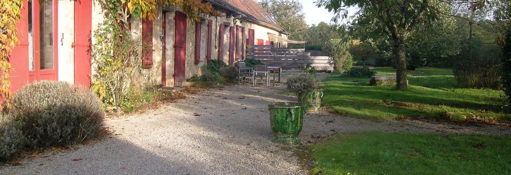 Domaine de Bellevue Cottage, Chambres d'Hôtes - Bergerac - Building